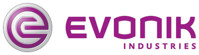 EVONIK logo, sponsor of the EMS Summer School 2019